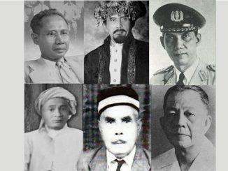 Ilustrasi: 6 Pahlawan Nasional tahun 2020. (KalderaNews.com/repro: y.prayogo)