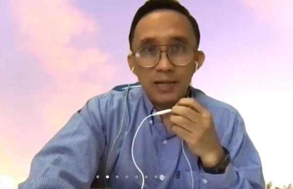 Deputi Bidang Ilmu Pengetahuan Teknik di Lembaga Ilmu Pengetahuan Indonesia (LIPI), Dr. Agus Haryono, M. Sc