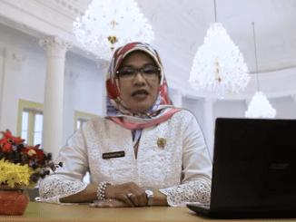 Pengawas SMK Cabang Dinas Pendidikan Wilayah I Provinsi Jawa Barat, Dina Martha Tiraswati, M.Pd