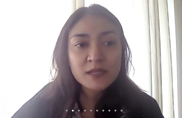 Direktur Komunikasi Akademi Ilmuwan Muda Indonesia (ALMI), Inaya Rakhman