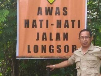 Kepala Pelaksana (Kalak) BPBD Kabupaten Magelang, Edy Susanto