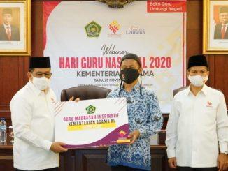 Guru dan Kepala Madrasah Inspiratif 2020