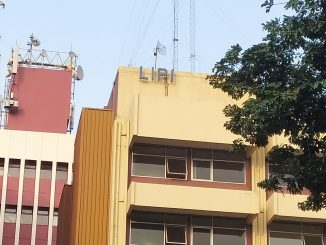 Gedung LIPI di Bogor, Jawa Barat