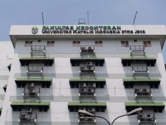 Gedung Fakultas Kedokteran Unika Atma Jaya Jakarta