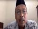 Ketua PB PGRI, Prof Dr. Supardi hadir pada diskusi webinar Ngobrol Pintar Seputar Kebijakan Edukasi (KalderaNews/ Syasa Halima)