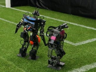 Kontes Robot Indonesia (KRI) Tahun 2020