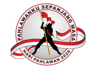 Logo Hari Pahlawan 2020. (KalderaNews.com/Dok. Kemensos)