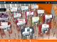 Bagian hall pameran Virtual Study in Holland Fair 2020. Semua serba digital dan mudah diikuti. Pameran banyak menyediakan informasi yang mudah diunduh dalam bentuk PDF (KalderaNews/Syasa Halima)