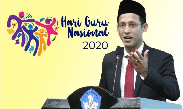 Ilustrasi: Mendikbud Nadiem Anwar Makarim. (KalderaNews.com/repro: y.prayogo)