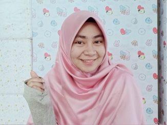 Mahasiswa UIN Walisongo Semarang Fakultas Syariah dan Hukum Prodi Ilmu Falak/Astronomi Islam, Novi Arisafitri