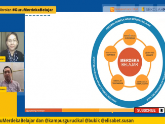 Merdeka Belajar mencakup 5M dengan kompetensi guru sebagai kunci untuk capai tujuan Merdeka Belajar (KalderaNews/Syasa Halima)