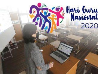 Ilustrasi: Pedoman Hari Guru Nasional 2020. (KalderaNews.com/repro: y.prayogo)