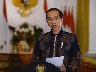Jokowi menjadi Keynote Speaker Studium Generale 2020: Rekacipta Generasi Muda Menuju Indonesia Emas, Senin, 2 November 2020