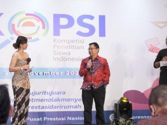 Provinsi D.I. Yogyakarta juara umum pada Kompetisi Penelitian Siswa Indonesia 2020. (KalderaNews.com/Dok.Kemendikbud)