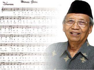 Ilustrasi: Sartono, pencipta Hymne Guru Pahlawan Tanpa Tanda Jasa. (KalderaNews.com/repro: y.prayogo)