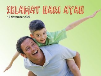 Ilustrasi: Selamat Hari Ayah 2020. (KalderaNews.com/repro: y.prayogo)