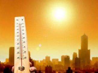 Ilustrasi: Tidak benar gelombang panas sedang terjadi di Indonesia. (KalderaNews.com/Ist.)