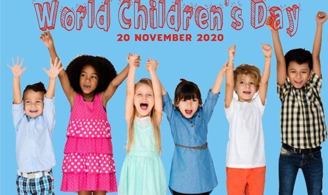 Ilustrasi: Peringatan Hari Anak Sedunia 2020. (KalderaNews.com/repro: y.prayogo)