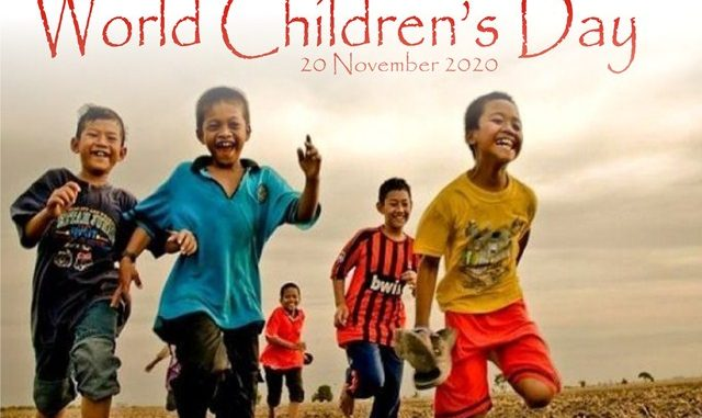 Ilustrasi: Peringatan hari Anak Sedunia, 20 November. (KalderaNews.com/repro: y.prayogo)