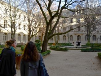 Mahasiswa di École Normale Supérieure Paris