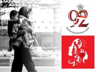Ilustrasi: 5 puisi karya sastrawan Indonesia yang cocok untuk ucapan Hari Ibu 2020. (KalderaNews.com/repro: y.prayogo)