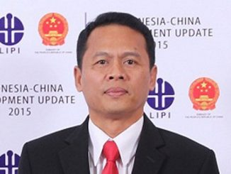 Agus Eko Nugroho, Kepala Pusat Penelitian Ekonomi Lembaga Ilmu Pengetahuan Indonesia (LIPI). Ia memprediksi perekonomian 2021 akan membaik dengan adanya vaksin yang merata di wilayah Indonesia (KalderaNews/Dok.LIPI)