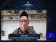 Ahmad Umar selaku Direktur Kurikulum Sarana Kelembagaan dan Kesiswaan Madrasah Kementerian Agama menyampaikan tentang transformasi digital pendidikan madrasah pada (11/12) (KalderaNews/Dok. Syasa Halima)