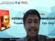 """Kepala Pusat Penelitian Kependudukan LIPI, Herry Yogaswara pada peluncuran buku """"Kependudukan dan Pembangunan: Persembahan untuk 80 Tahun Dr. Yulfita Raharjo"""" (11/12) (KalderaNews/Dok. Syasa Halima)"""