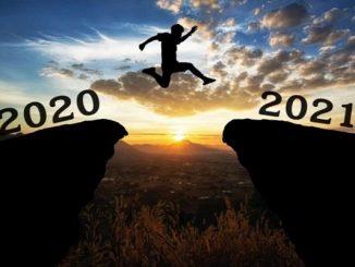 Ilustrasi Tahun Baru 2021 (KalderaNews/Ist)