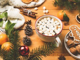 Ilustrasi merayakan natal di tengah pandemi (KalderaNews/Ist)