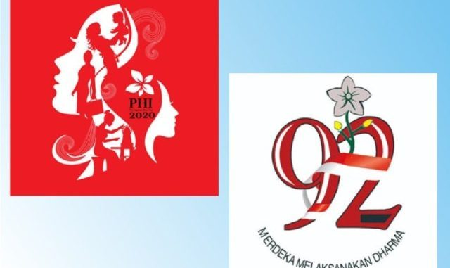 Logo Hari Ibu 2020 (KalderaNews/Dok. Kemen. PPPA)
