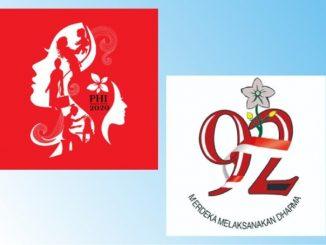 Logo Peringatan Hari Ibu 2020. (KalderaNews.com/Dok. Kemen. PPPA)