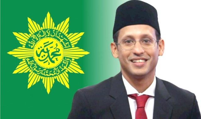 Mendikbud Nadiem Makarim. (KalderaNews.com/repro: y.prayogo)