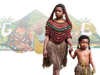 Ilustrasi: Noken Papua Jadi Google Doodle Hari Ini, 4 Desember 2020. (KalderaNews.com/repro: y.prayogo)