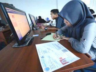 Ilustrasi: Persyaratan, Tahapan, Biaya, dan Tanggal Penting UTBK-SBMPTN 2021. (KalderaNews.com/Ist.)