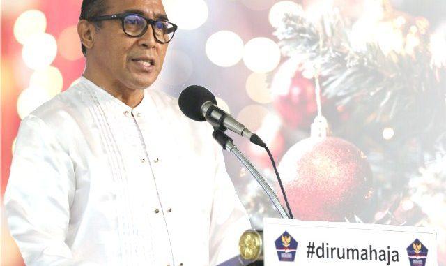 Sekretaris Umum PGI, Pendeta Jacky Manuputty. (KalderaNews.com/repro: y.prayogo)