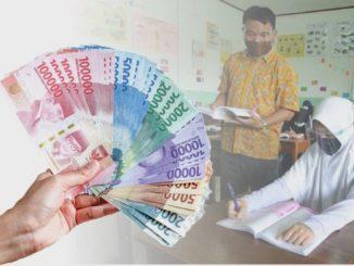 Ilustrasi: Subsidi upah BSU untuk guru honorer Kementerian Agama segera dicairkan. (KalderaNews.com/repro: y.prayogo)