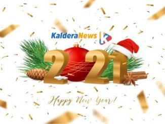 Ilustrasi: Ucapan Tahun Baru 2021. (KalderaNews.com/Ist.)