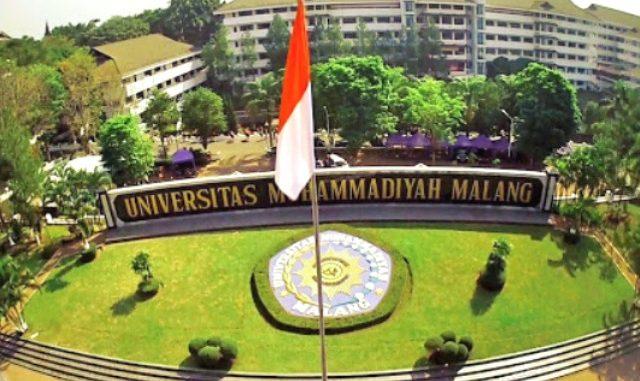 Ilustrasi: Universitas Muhammadiyah Malang (UMM). (KalderaNews.com/Ist.)