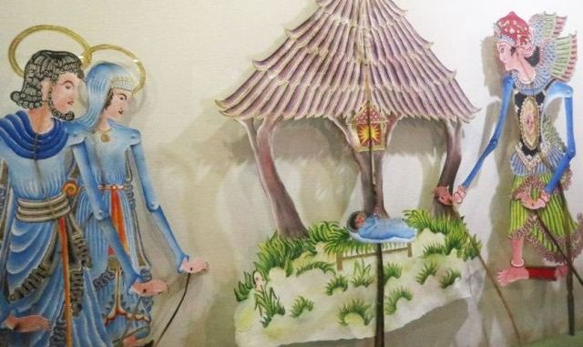Ilustrasi: Wayang Wahyu kelahiran Yesus, tradisi unik Natal yang hanya ada di Indonesia. (KalderaNews.com/Ist.)