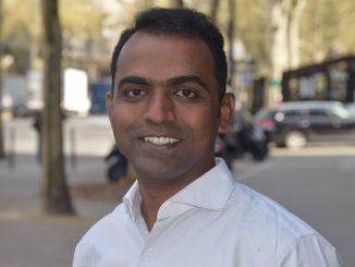 Ranjitsinh Disale, guru asal India, jadi tenaga pendidik terbaik versi UNESCO tahun 2020 (KalderaNews/Dok. Global Teacher Prize)