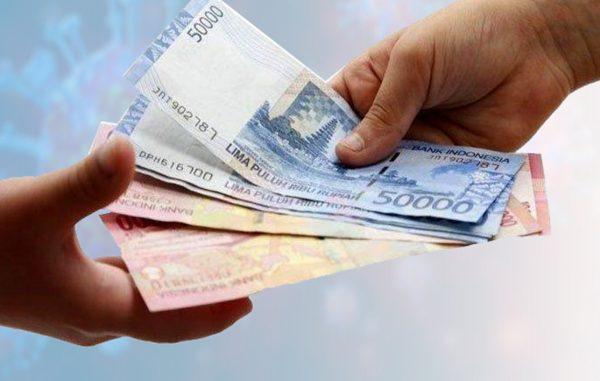 Ilustrasi: Pemerintah berencana menggulirkan Bansos Tunai Rp 300 ribu. (KalderaNews.com/Ist.)