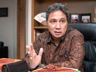 Direktur Jenderal Kebudayaan Kemendikbud, Hilmar Farid. (KalderaNews.com/Ist.)