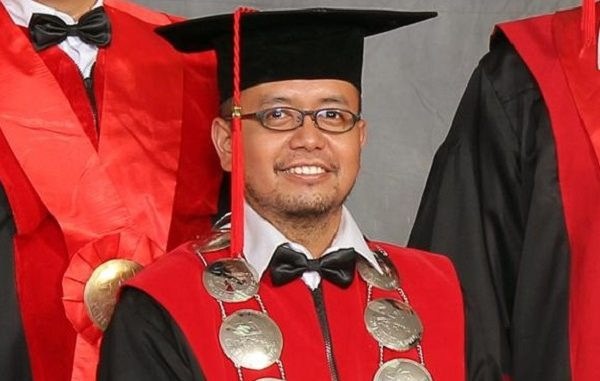 Dean of Faculty of Engineering and Information Technology sekaligus dosen senior di Pascasarjana Swiss German University (SGU), Dr. Maulahikmah Galinium, S.Kom., M.Sc.