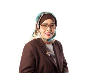 Dean of Faculty of Business and Communication sekaligus Dosen Program S2 SGU, Dr. Nila Krisnawati Hidayat, SE., MM