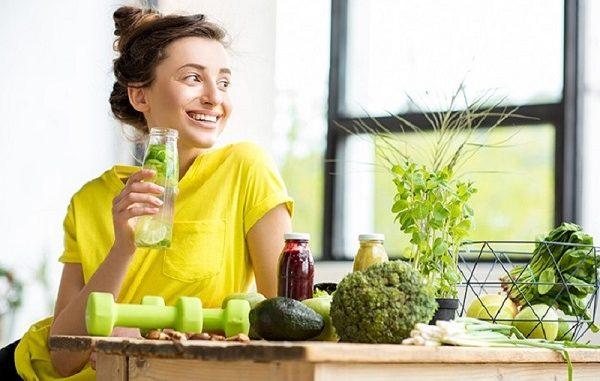 Ilustrasi diet detoks (KalderaNews/Ist)