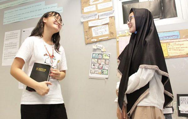 Ilutrasi: Tanggapan Kemendikbud atas tindakan intoleransi di sekolah. (KalderaNews.com/Ist.)