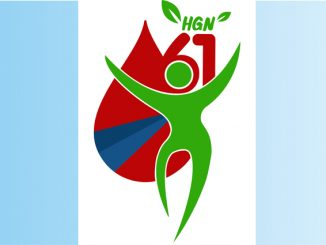 Logo Hari Gizi Nasional 2021. (KalderaNews.com/Dok.Kemenkes)