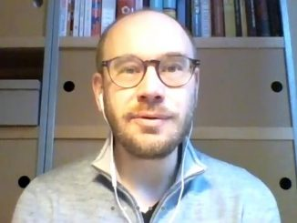 Marketing Officer of IHE Delft, Ewoud Kok