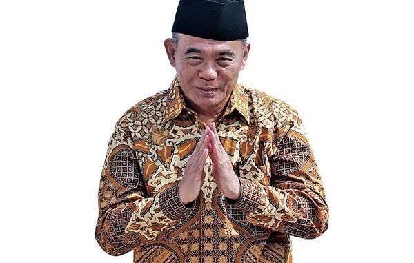 Menteri Koordinator Bidang Pembangunan Manusia dan Kebudayaan (Menko PMK) Muhadjir Effendy. (KalderaNews.com/Ist.)